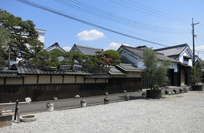 油長酒造(奈良県御所市)