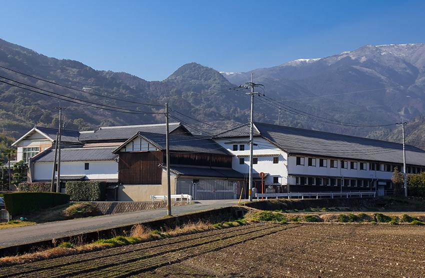天山酒造(佐賀県小城市)