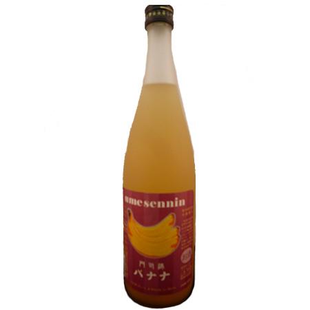 「梅仙人」 門司港バナナ梅酒
